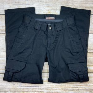 5.11 TACTICAL Black Tactical Cargo Pants